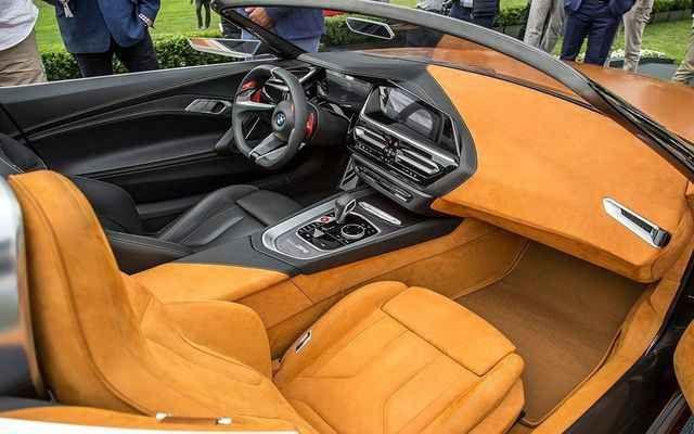 Novo 2019 Bmw Concept Z4 O Precursor Do Roadster Serial Novo Bmw
