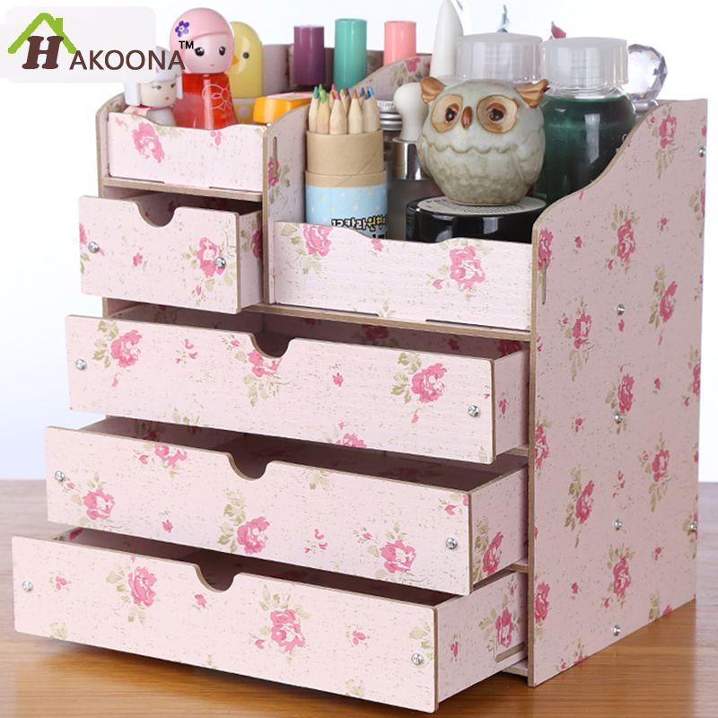Cheap Joyería organizador del almacenaje del maquillaje caja de ...