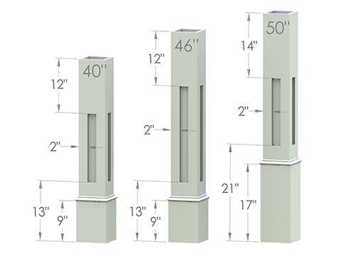 Best Newel Post Wraps Newel Posts Column Wraps Millwork 640 x 480