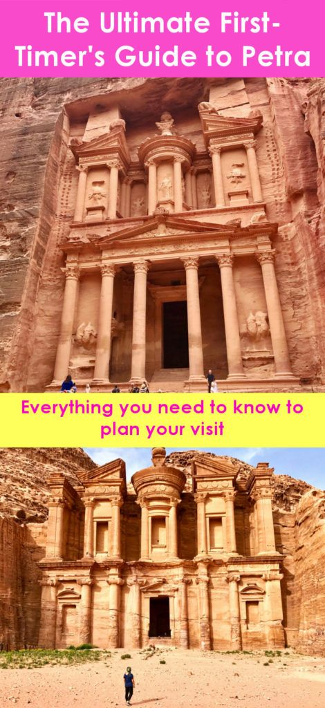 The ultimate first-timer's guide to Petra, 20+ tips for visiting Petra | how to plan a self-guided visit to Petra, how to visit Petra, what to do in Jordan, Petra travel guide, travel tips for Petra, where to stay in Wadi Musa, Petra Jordan #petra #jordan #bucketlist