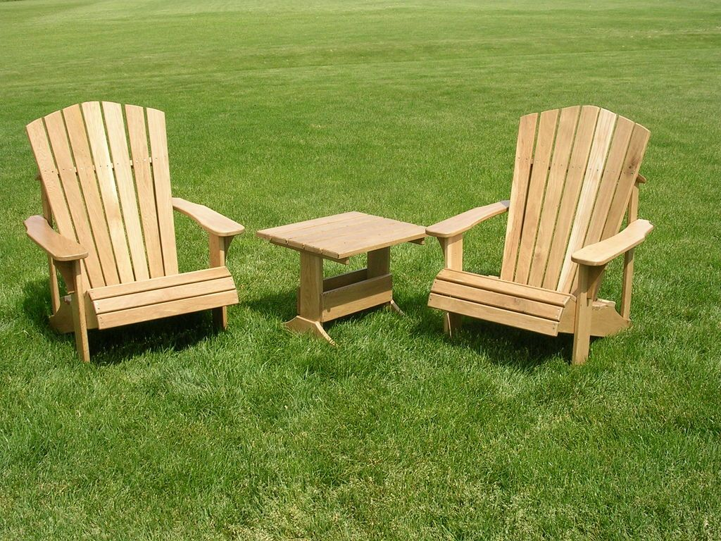 Nice Adirondack Chair