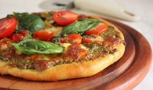 pizza recipes using pre made crust