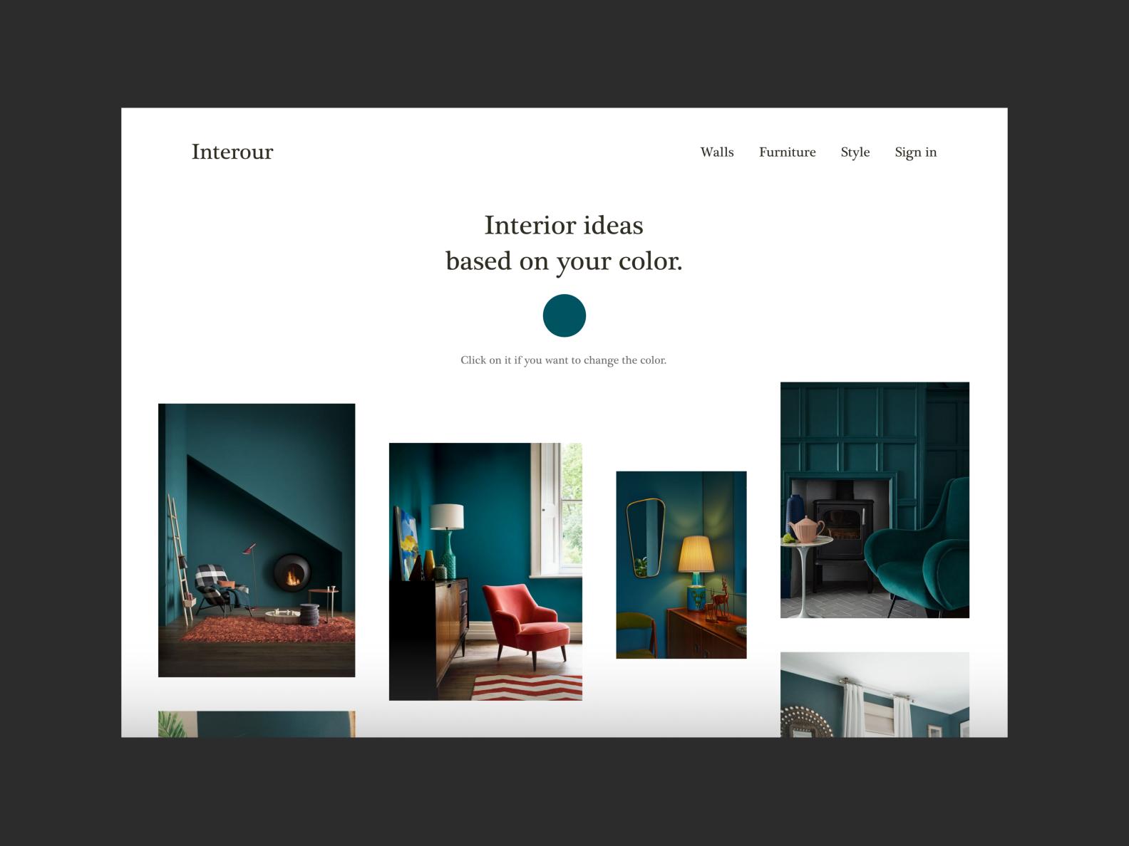 Interour Interior Design Generator In 2020 Design Interior Design Interior