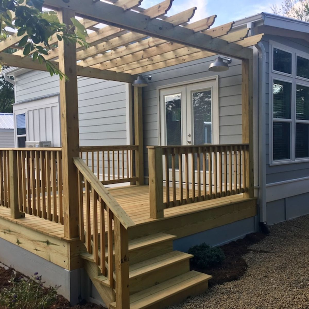 $2K off plus large deck with pergola! - Tiny House for ...