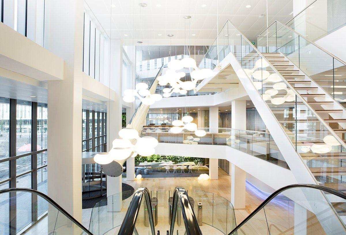 Nuon office heyligers design Nuon Amsterdam Nuon Office By Heyligers Designprojects Pinterest Nuon Office By Heyligers Designprojects Zafar Choudri Pinterest