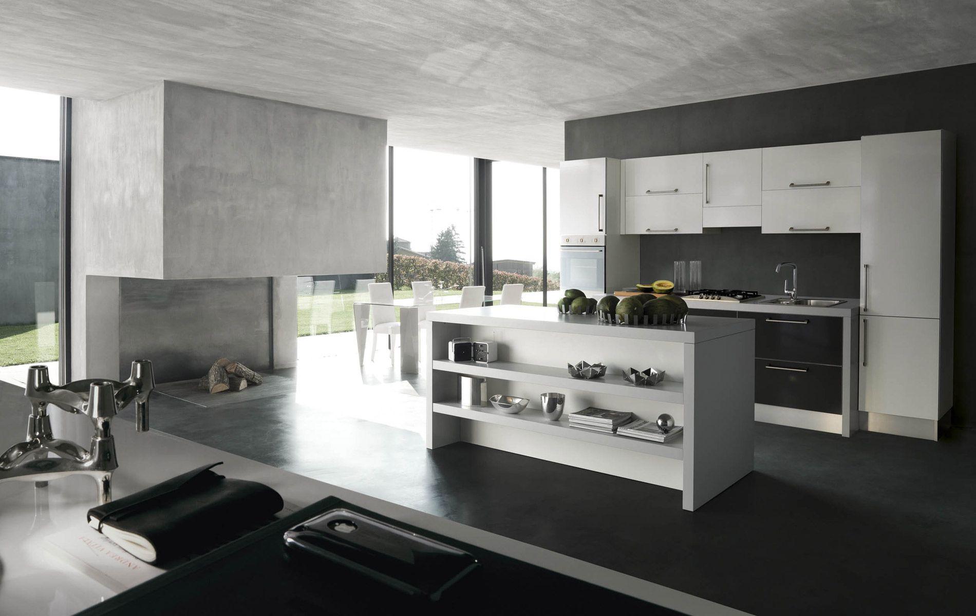 Cucine Moderne Chateau Dax.Cucine Moderne Casa Milly Chateau D Ax Un Grande Camino