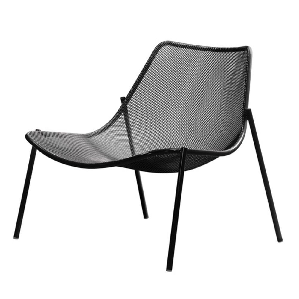Coalesse Emu Round Lounge Chair Set of Two, Textured