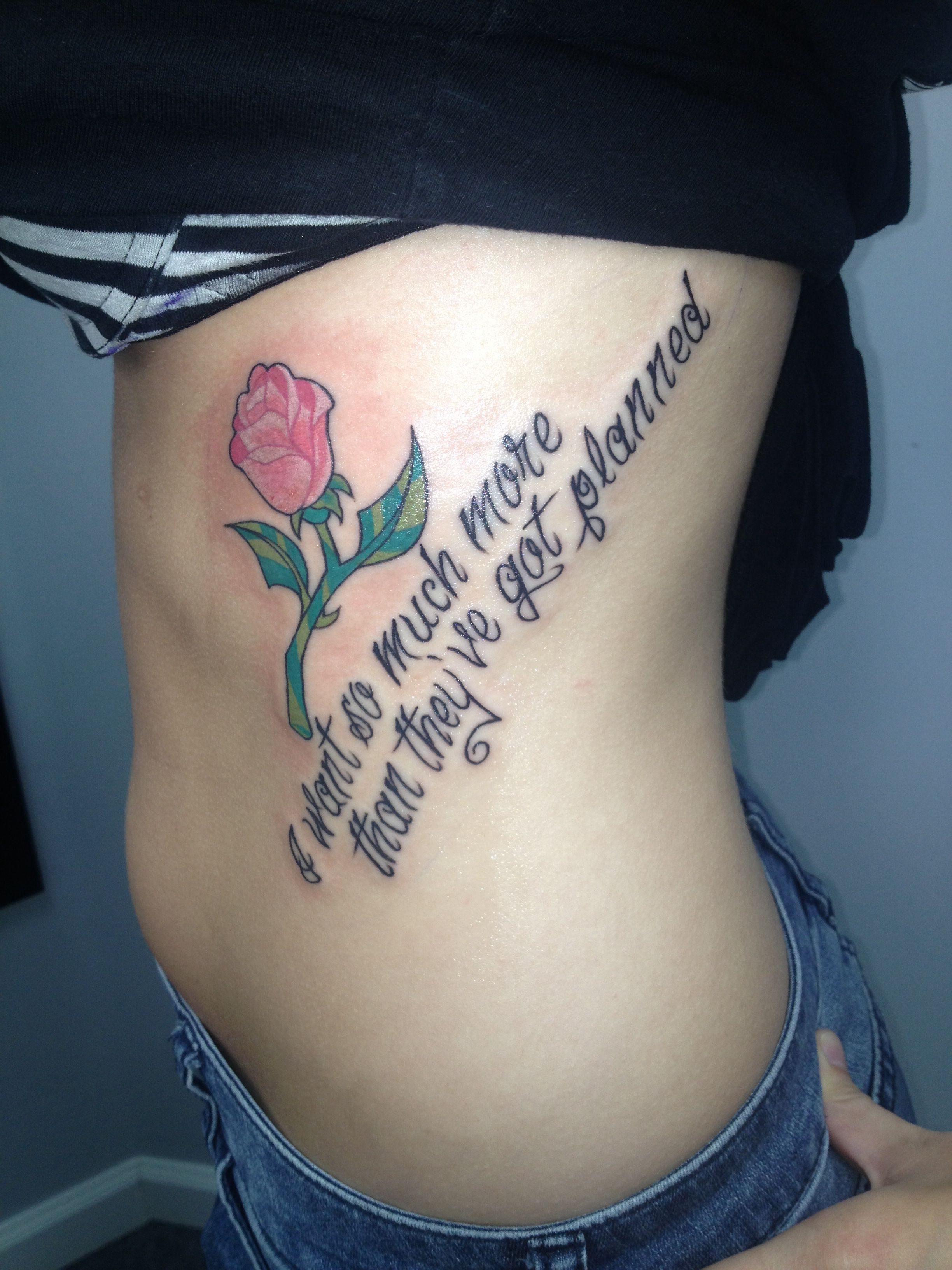 Beast and the beauty tattoo quotes photo images