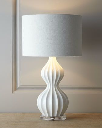 Bianco lampade da tavolo moderne foto 3 | SANITY | Pinterest | White ...