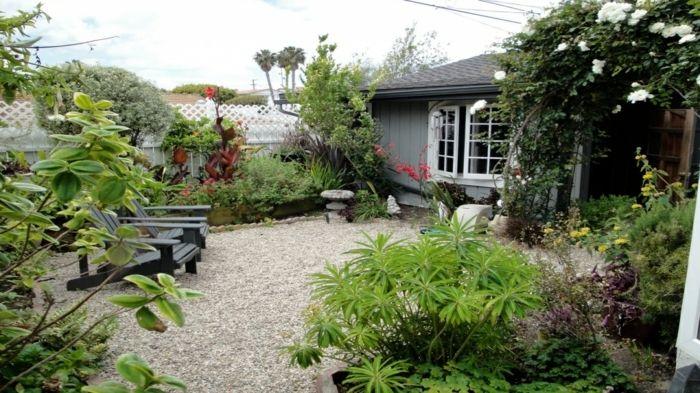 Vorschl ge gartengestaltung kies haloring - Gartengestaltung vorschlage ...