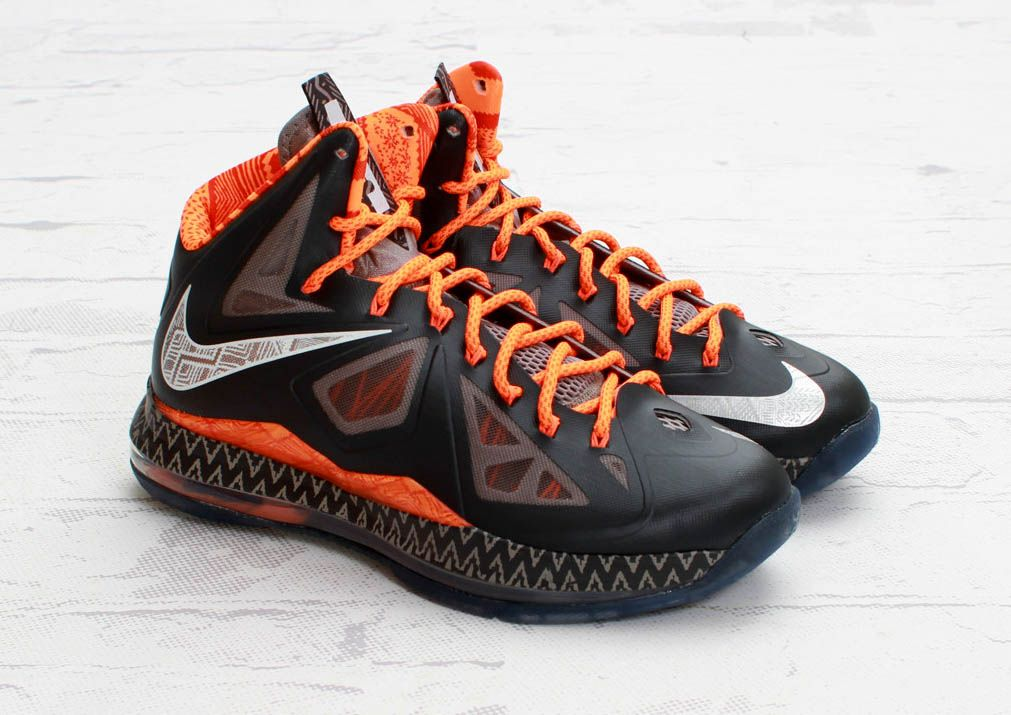 sports shoes cf32f dddae Nike LeBron X Black History Month - New Images and Release Date   Sole  Collector
