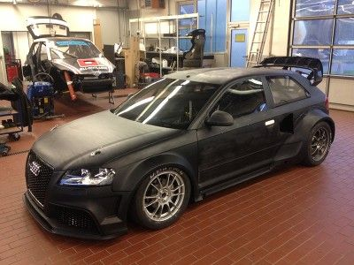 Munnich Motorsport Unveils The Audi A3 It Is Developing For The