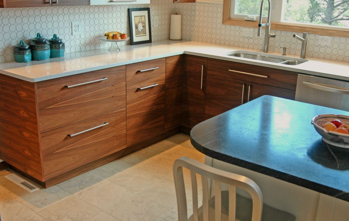BKC Kitchen And Bath Denver Kitchen Remodel: Crystal Cabinets, Manhattan  Door Style, Breezewood