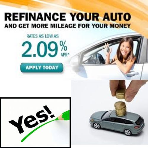 Refinancing Makes Your Car Easy Negotiable Car Loans Online