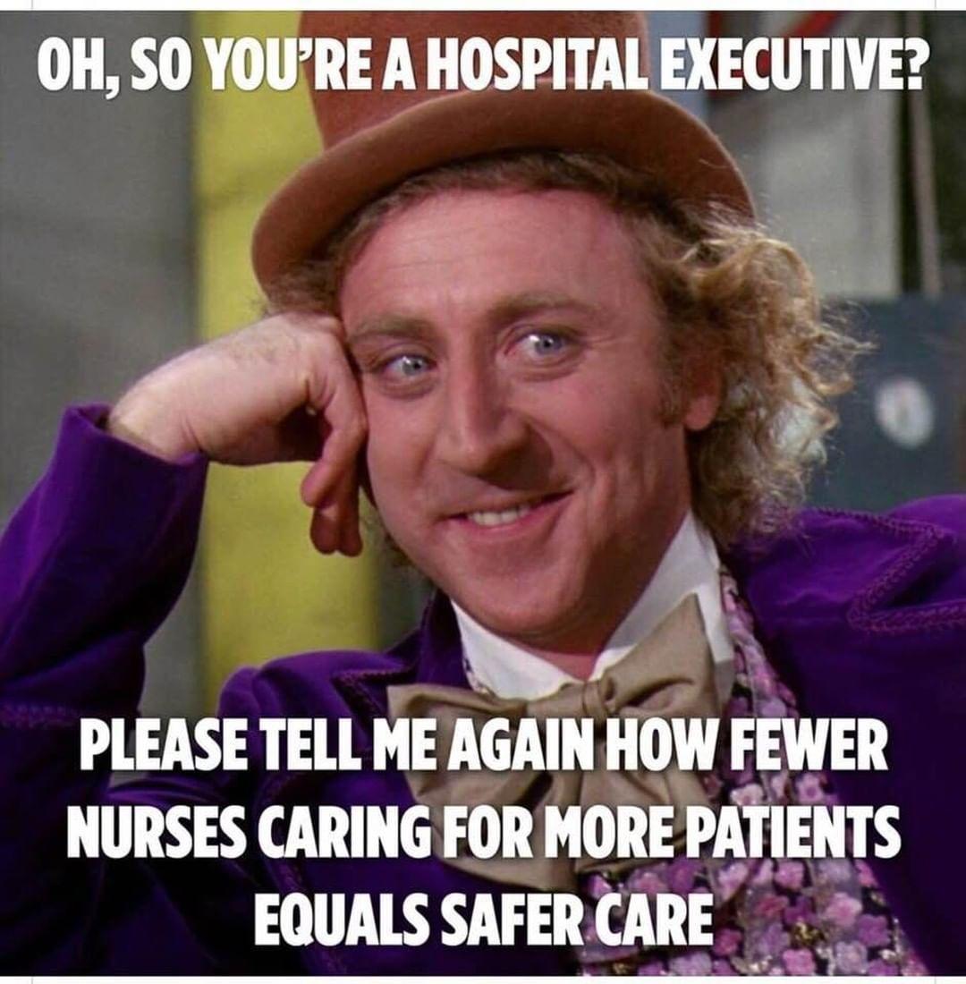 National Nurses United On Instagram Safe Staffing Now Nursesrock Nursesareawesome Nursesofins Work Quotes Funny Work Memes Retail Humor