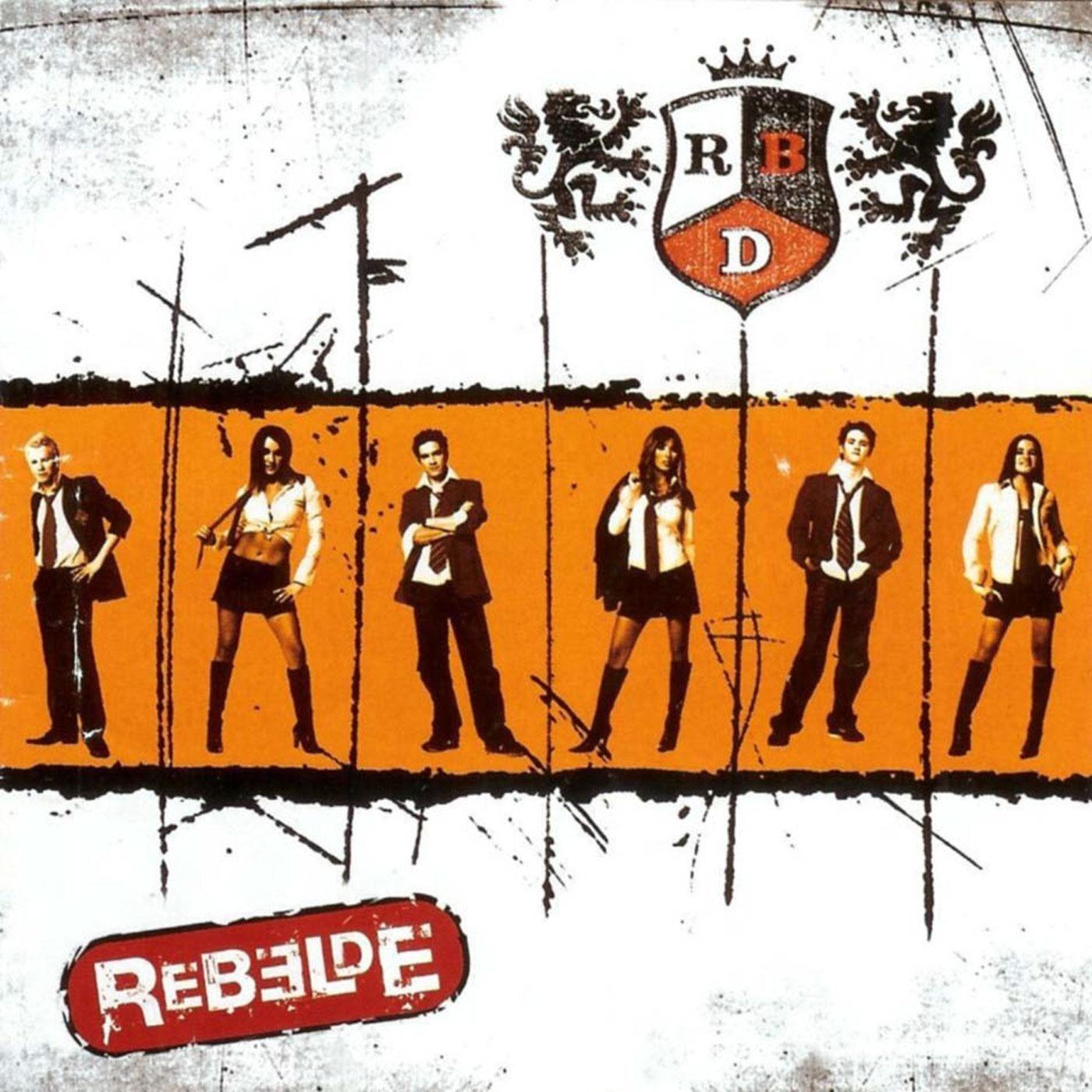 Rbd Album Rebelde Com Imagens Musicas Para Baixar Gratis