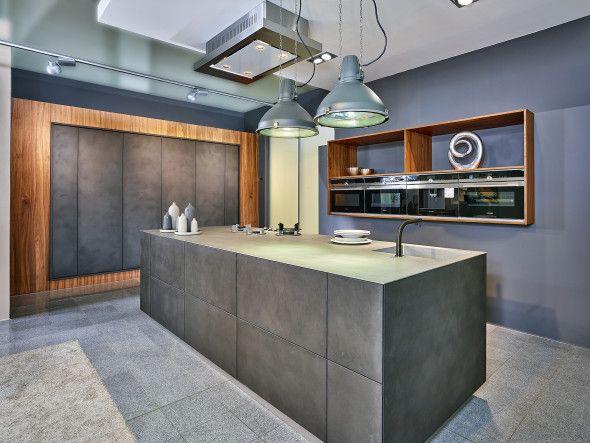 Küchen mit insellösung  Küche mit Insellösung • Küchen Ekelhoff   Einrichten und Wohnen ...