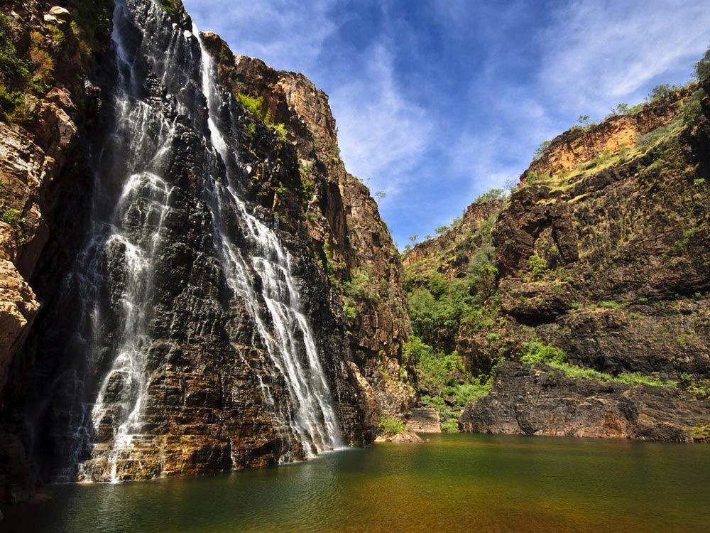 Kakadu National Park Tours Australia Location Facts