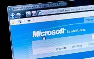 Internet warning microsoft Outlook 365
