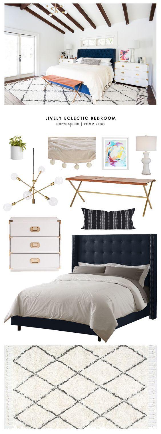 Habitaciones modernas | Pequeña decoración de dormitorios, Colores ...