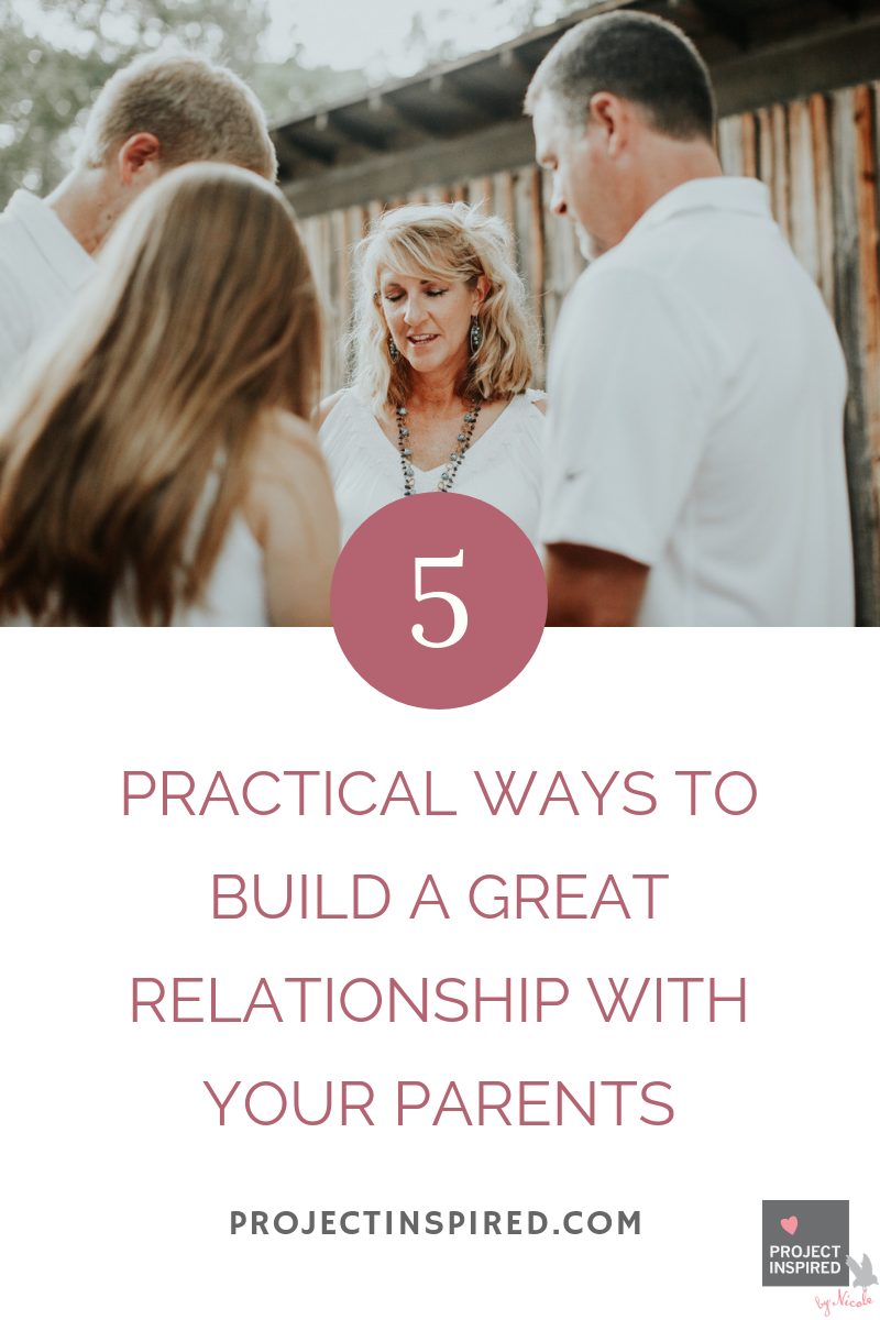 How to build a great relationship