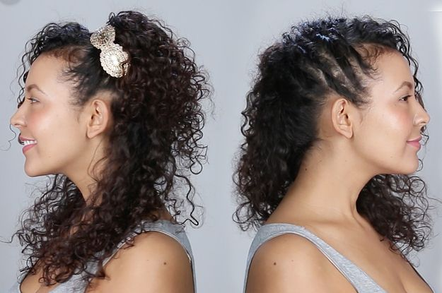 10 Hairstyles For Curly Hair You Need To Try Asap Hairdos For Curly Hair Curly Hair Styles Curly Hair Styles Naturally