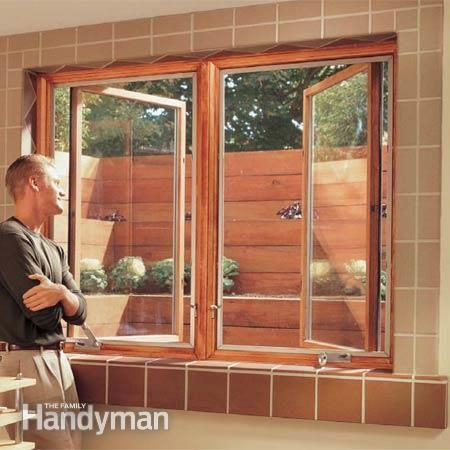 how to install a terraced window well in your basement home rh pinterest com au
