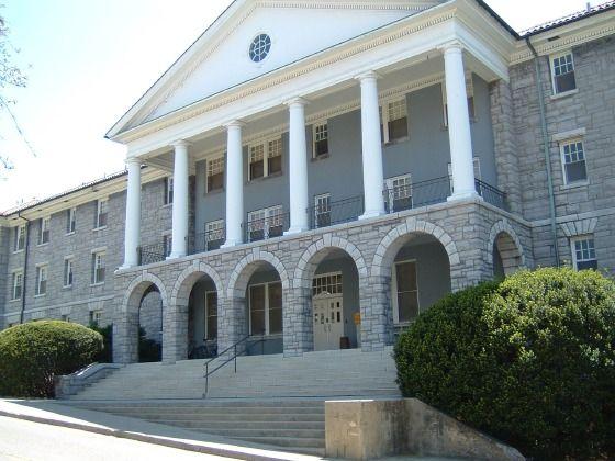James Madison Campus Map.James Madison University Wayland Hall Most Beautiful College