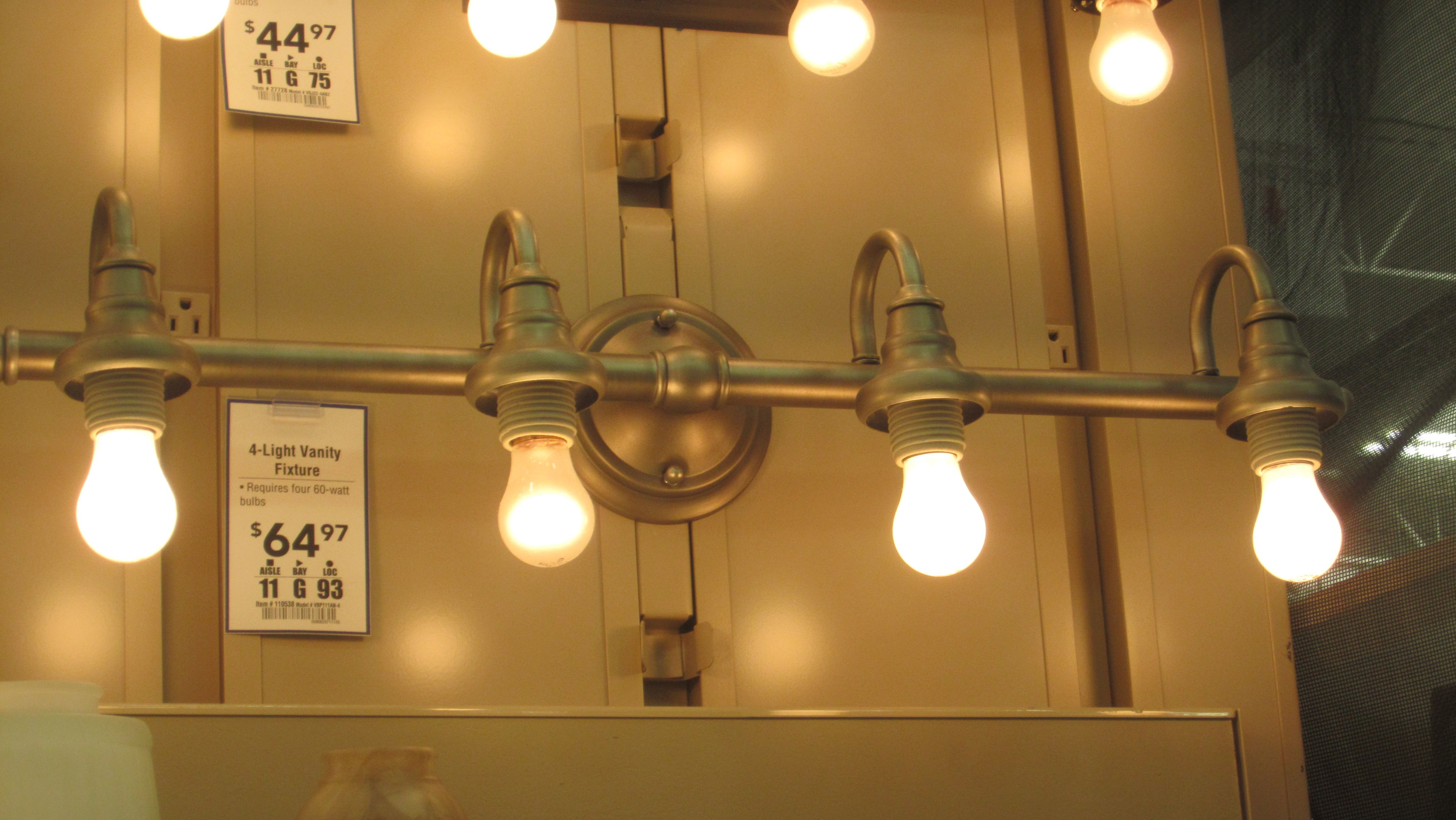 light at Lowes