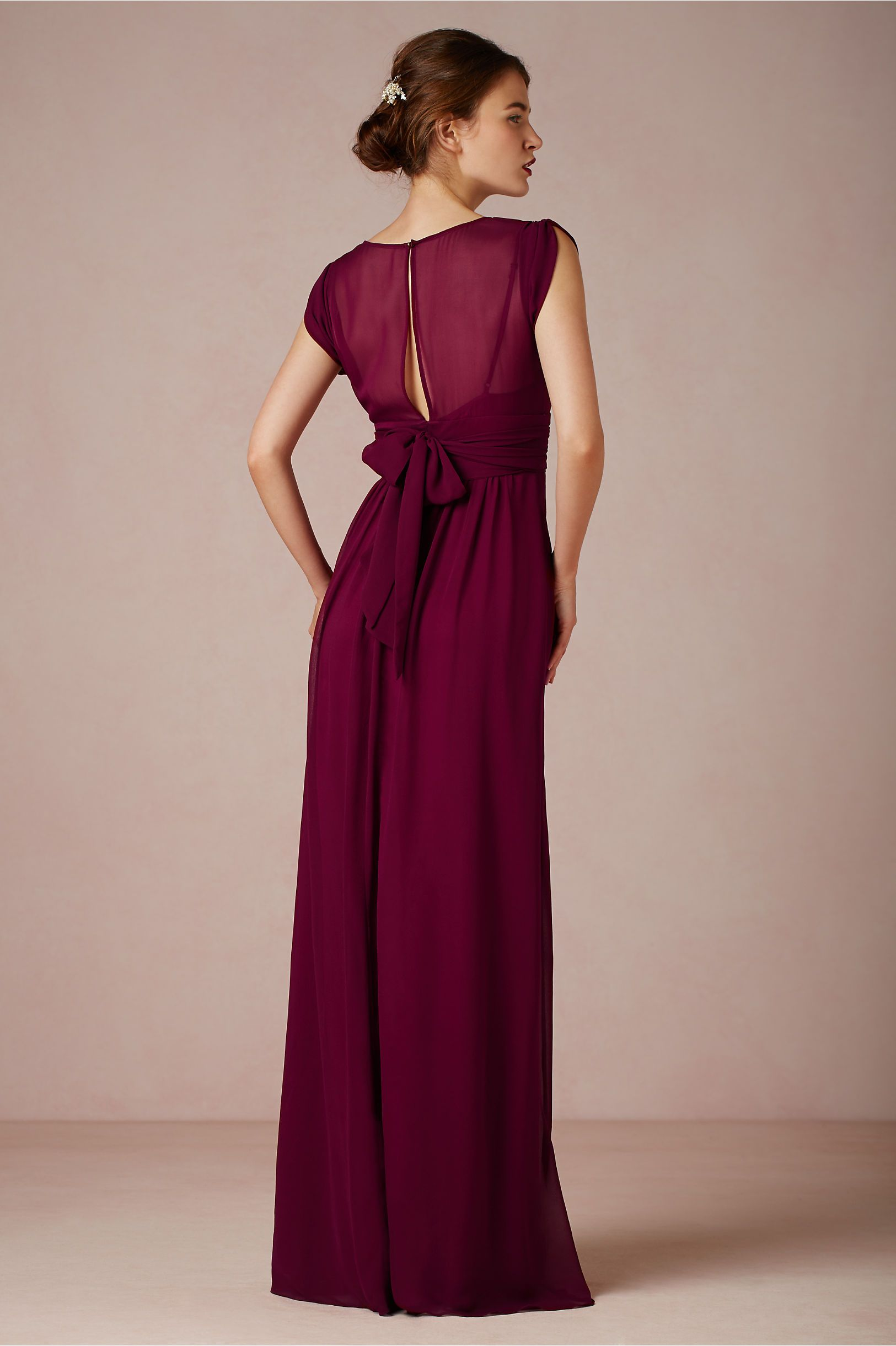 Ava Maxi Dress from BHLDN Not the color I want but I could be swayed ...