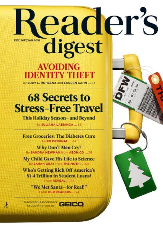 reader's digest | readers digest and products