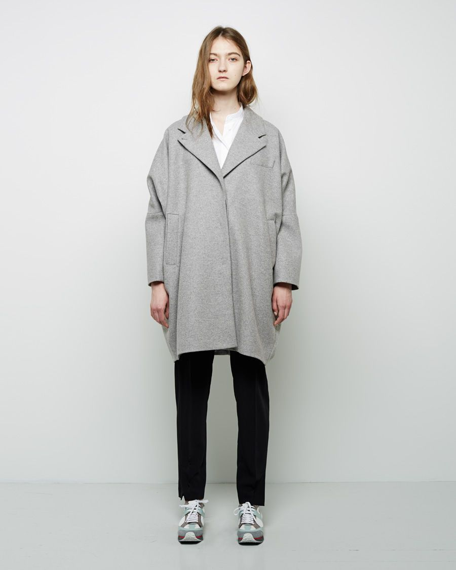 MM6 BY MAISON MARTIN MARGIELA | Cocoon Coat | Shop at La Garçonne