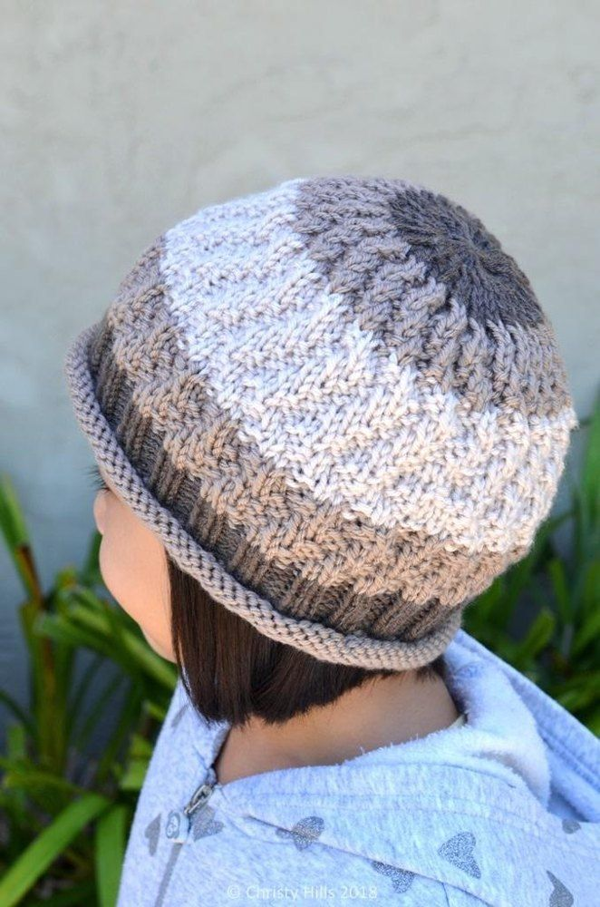 Brownie Hat | Knitted Hat Patterns | Pinterest | Knitting patterns ...
