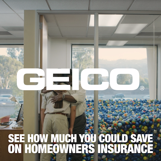 GEICO can help with your homeowners insurance.