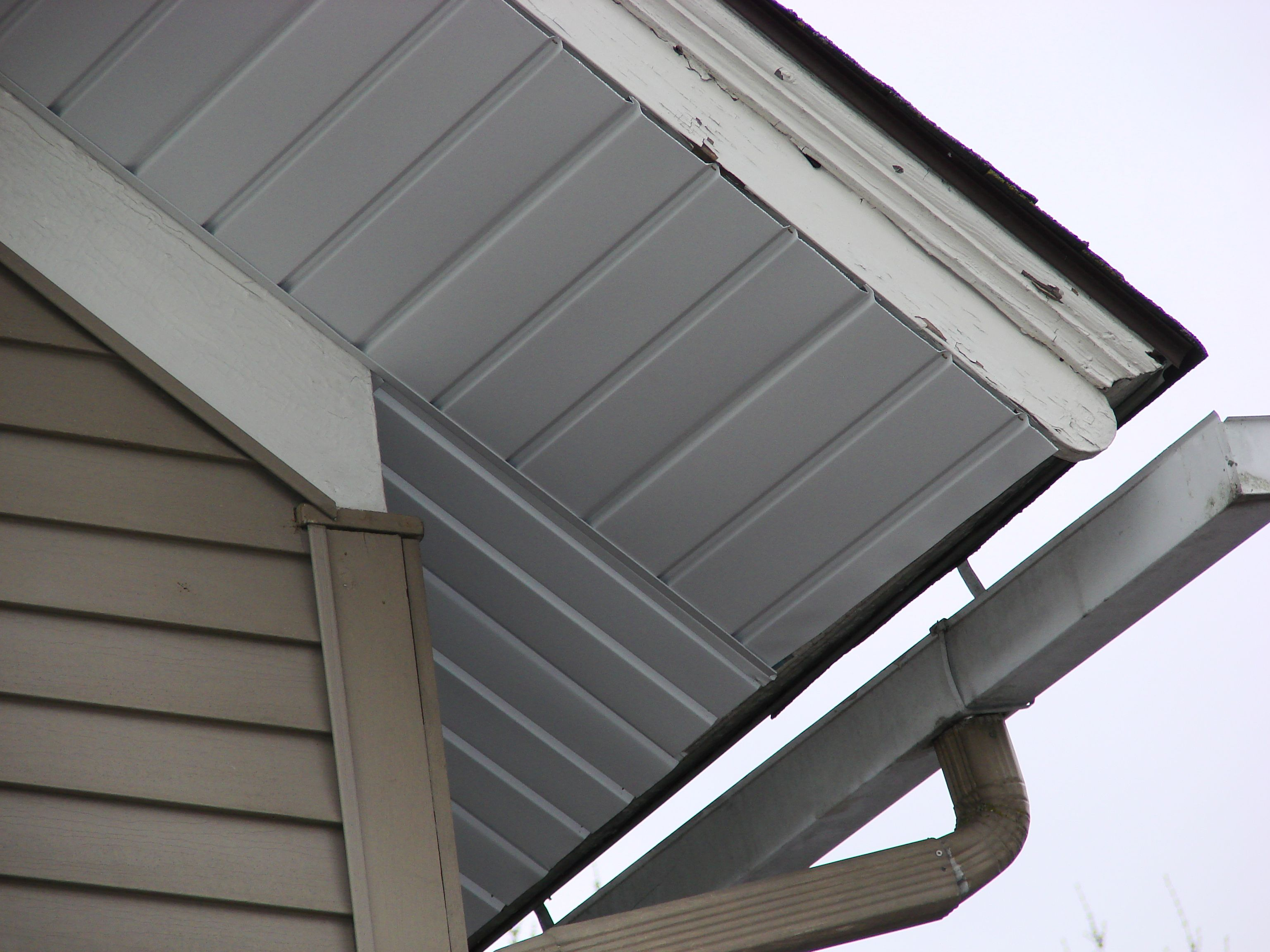 Inspiring Soffit And Fascia And Shiplap Siding Also Rain