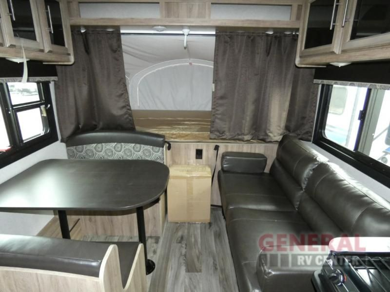New 2018 Jayco Jay Feather X17z Expandable At General Rv Wixom Mi 149867 Jay Feather Jayco Travel House