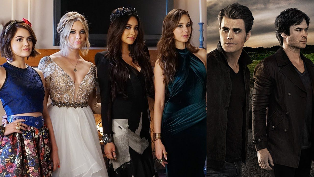 Pretty Little Liars & Vampire Diaries Crossover In The ...