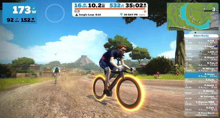 The Eight Best Turbo Trainers For Zwift Chain Reaction Cycles