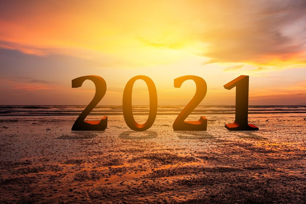 Pin on Happy New Year 2021 Wallpaper
