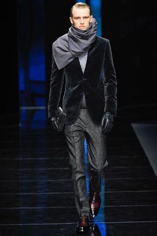 0204cba29 Salvatore Ferragamo Fall 2012 Menswear | Moda masculina que adoro ...