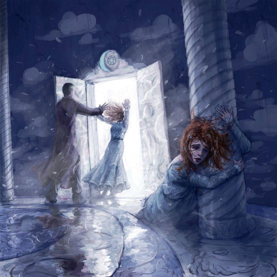 Moon Door By Wickard Game Of Thrones Artwork Cartoon Drawings Sansa Stark Art
