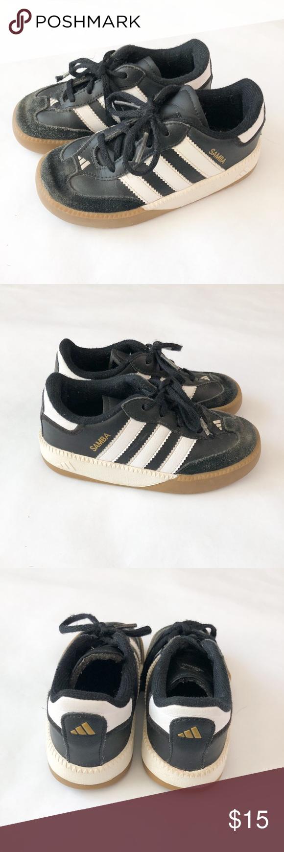 adidas samba toddler 9
