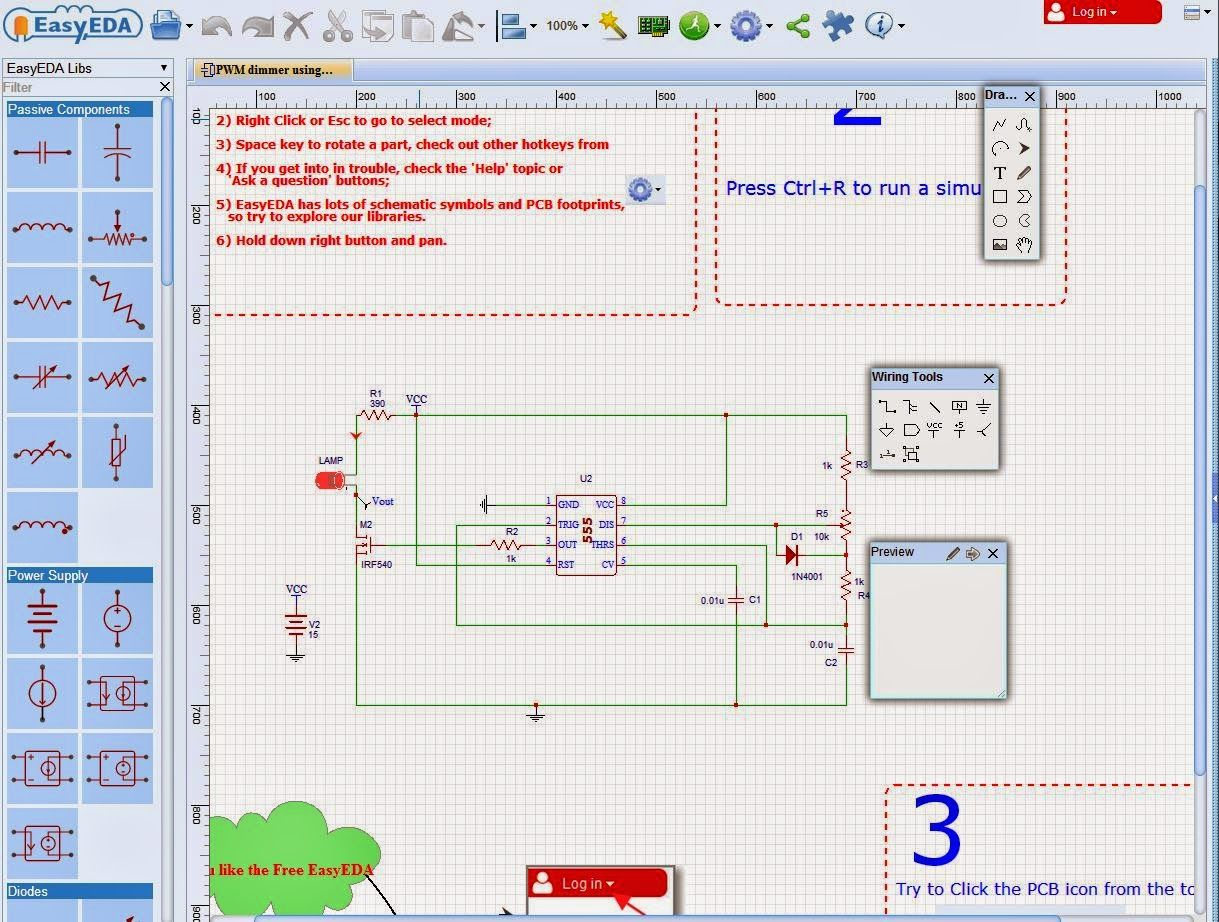 Arduino Your Home & Environment: Free Circuit Design and Simulation ...