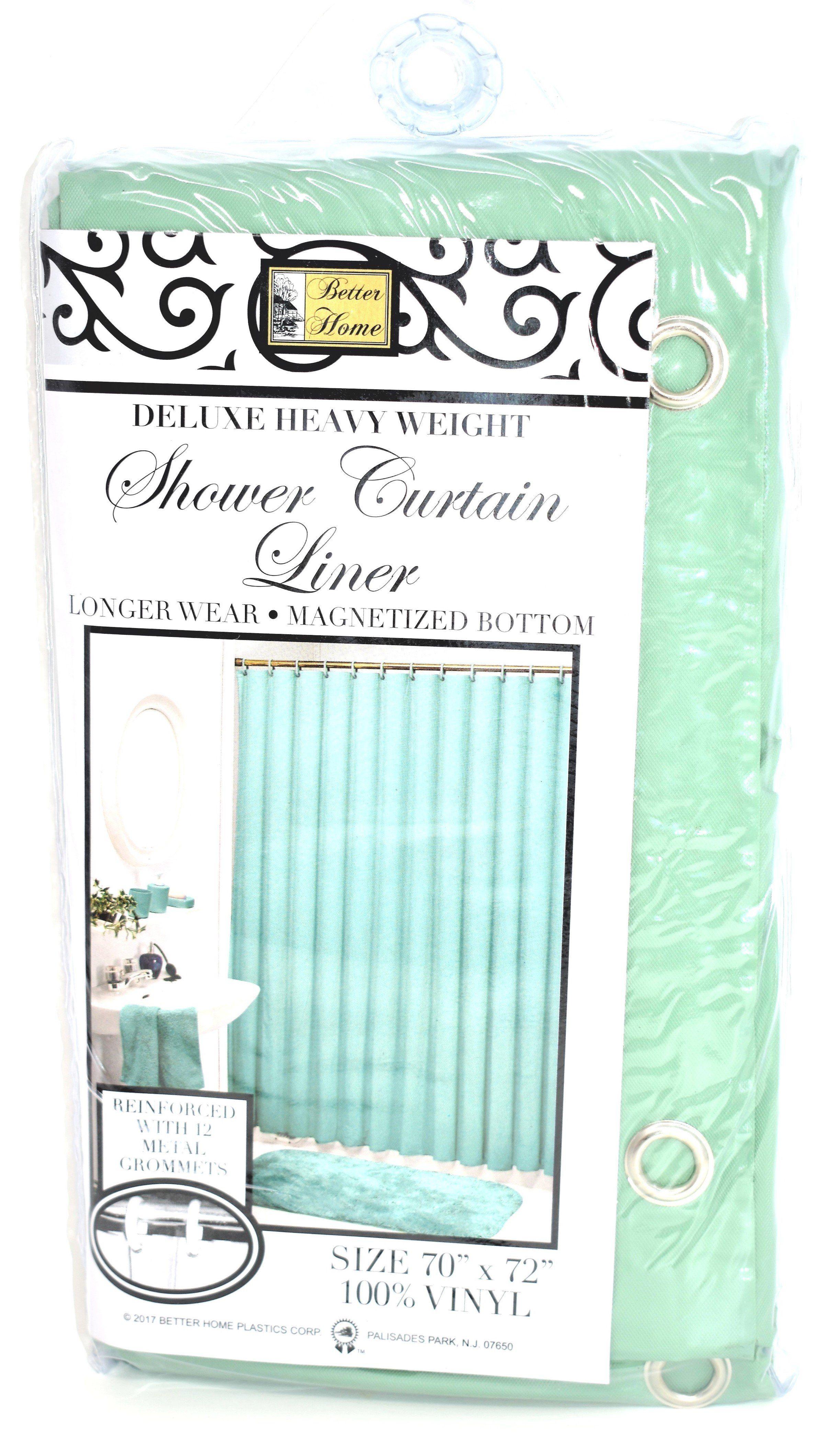 Deluxe Heavy Weight 100 Vinyl Shower Curtain Liner 70 X 72 Sage Color Vinyl Shower Curtains Sage Color Curtains
