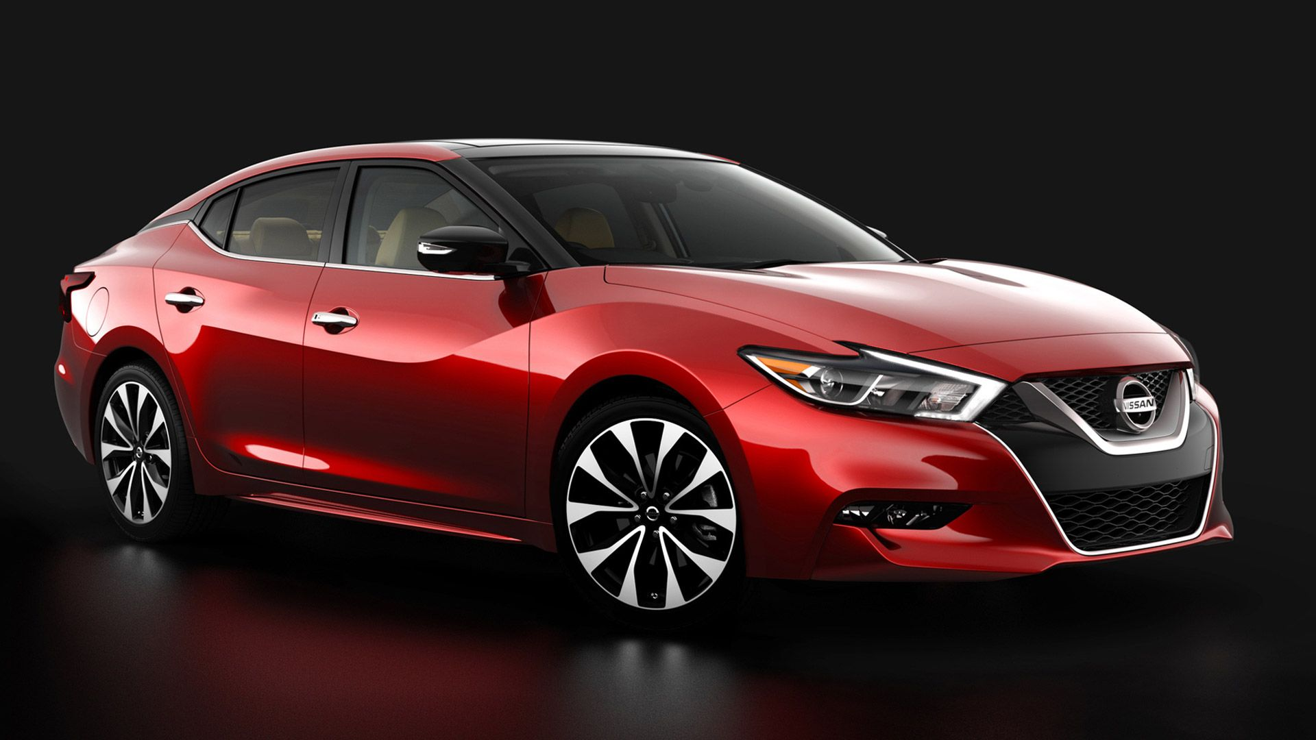 2016 Nissan Maxima Is An Attractive 4 Door Sports Car