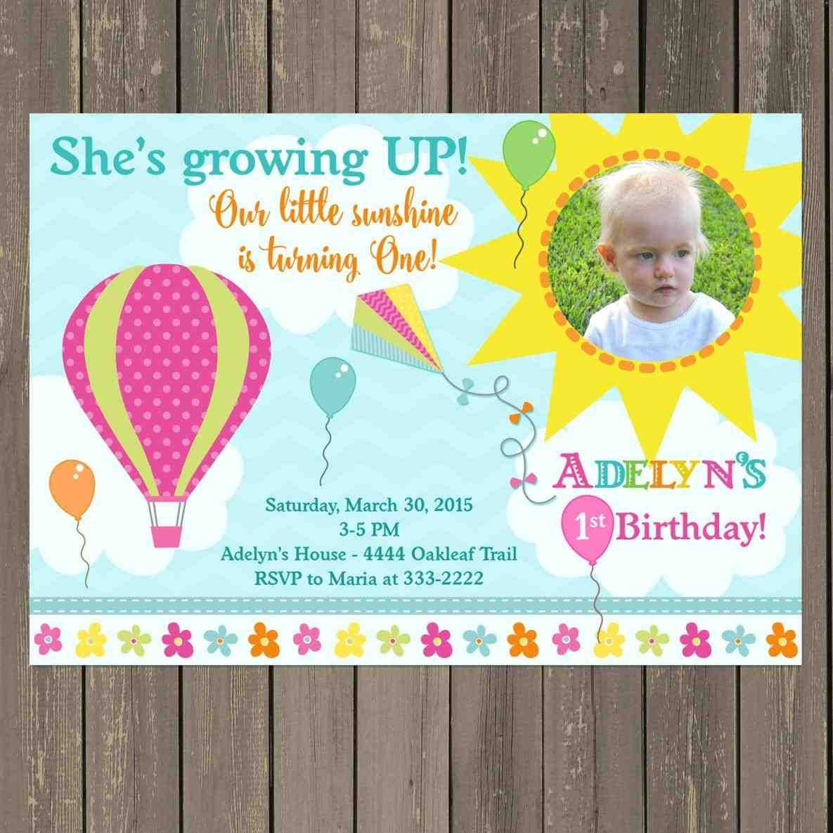 full size of themes:hot air balloon baby shower invitations hot air ...