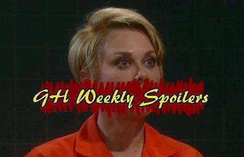 General Hospital Spoilers: Week of March 20 - Carly Kicks Sonny to the Curb for Good - Liv Taunts Griffin - Valentin Sees Two Women | Celeb Dirty Laundry