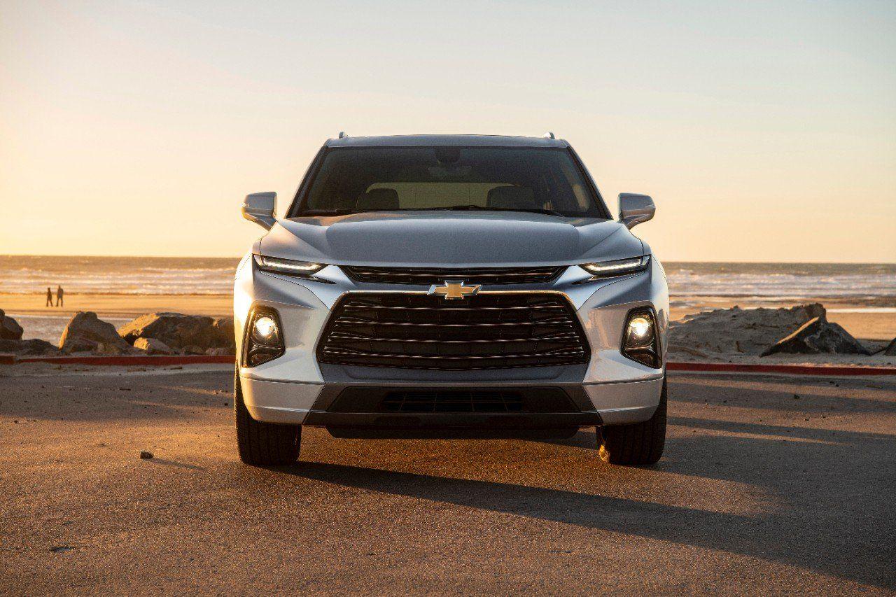 2021 Chevrolet Blazer What's New? in 2020 Chevrolet