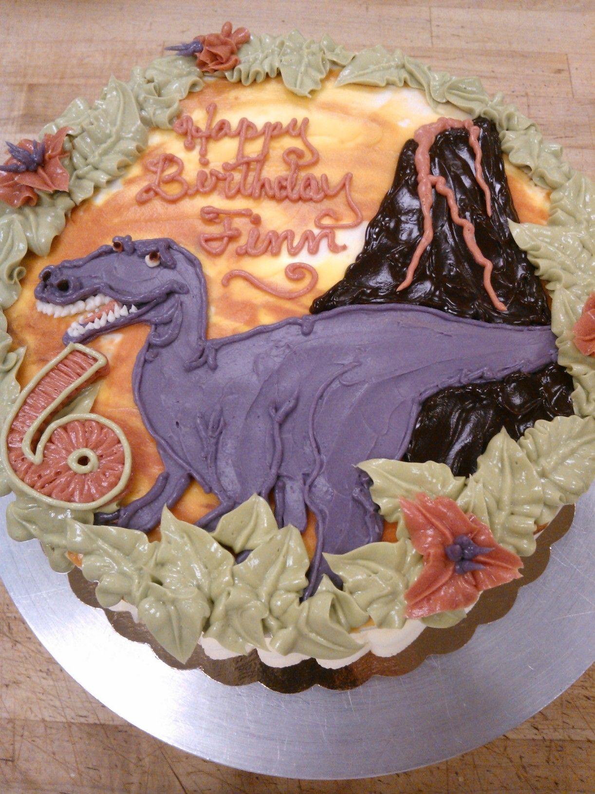 Dinosaur Volcano Birthday South Lake Union Whole Food Recipes Foods Occasion