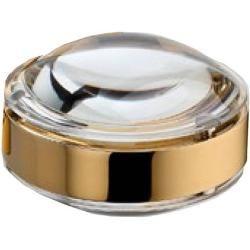 Photo of Die Lichtmanufaktur Logos 12 Mega Pendelleuchte gold hochglanz Trafoabdeckung Linse satiniert